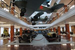 Музей военной техники УГМК попал в Forbes